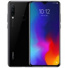"Lenovo Z6 Lite K10 uwaga L38111 6GB 128GB 6.3 ""globalny rom Smartphone 16MP potrójne kamery Snapdragon 710 octa core telefon komórkowy 4050mAh"