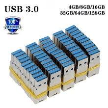 Conector de chip y memoria flash USB 3,0 de alta velocidad, 4gb, 8G, 16GB, 32GB, 64GB, 128G, disco usb U semiterminado, venta al por mayor