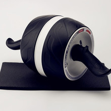 Силовое роликовое колесо, автоматическое эластичное оборудование для домашнего фитнеса, брюшное колесо для мужчин и женщин, снижение живота, толкатель, Spo