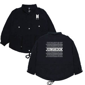 Jacket Trench-Coat Spring Hong-Kong Retro Bulletproof Boys Tooling Autumn Casual And