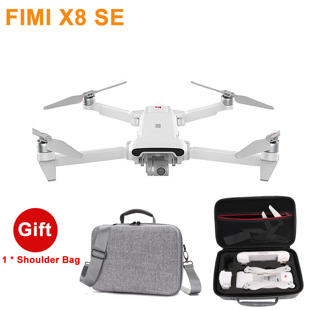 For FIMI X8 SE 5KM FPV With 3-axis Gimbal 4K Camera GPS 33mins Flight Time RC Drone Quadcopter RTF