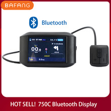 Control-Panel Mid-Drive-Display BBS02 BBSHD 750c Bluetooth Mid-Motor-Meter for BAFANG