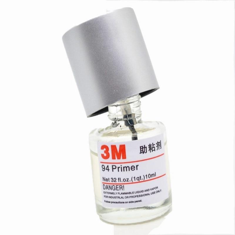 מערכות ניווט רכב-סטיילינג 3M 94 אמרגן הידבקות פריימר דו צדדי דבק דבק מי קישוט שינוי אביזר (3)