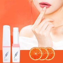 Blood Orange Moisturizing Soothing Lip Balm Nourishing Lips Anti-Drying Anti-Crack Lips Care Product все цены