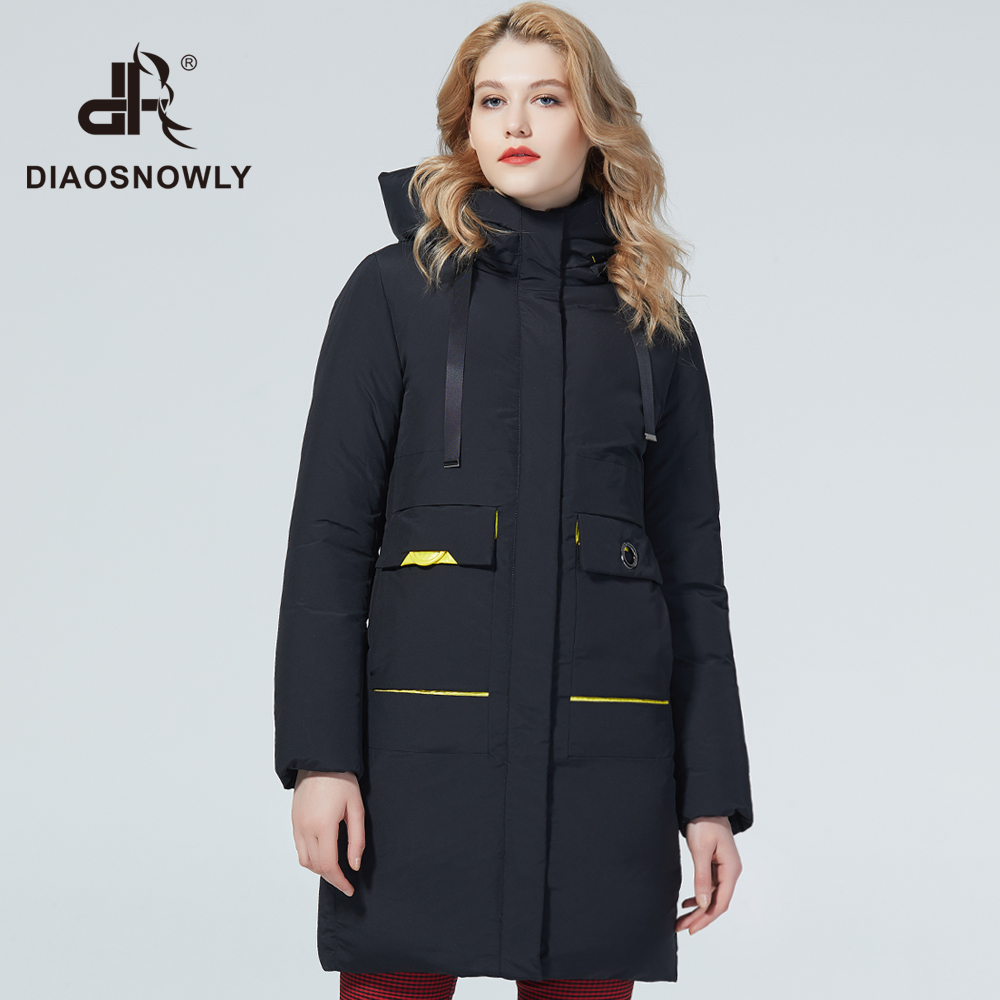 Diaosnowly 2020 new winter coat for women Women Women's Clothings Women's Sweaters/Coat