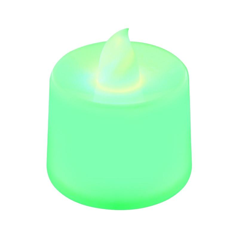 Мерцающий беспламенный светодиодный чайный светильник мерцающий чайный подсвечник вечерние свадебные подсвечники безопасность украшения дома