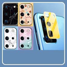 S20 Ultra Plus 3D Cartoon Tempered Glass Camera Protector Screen