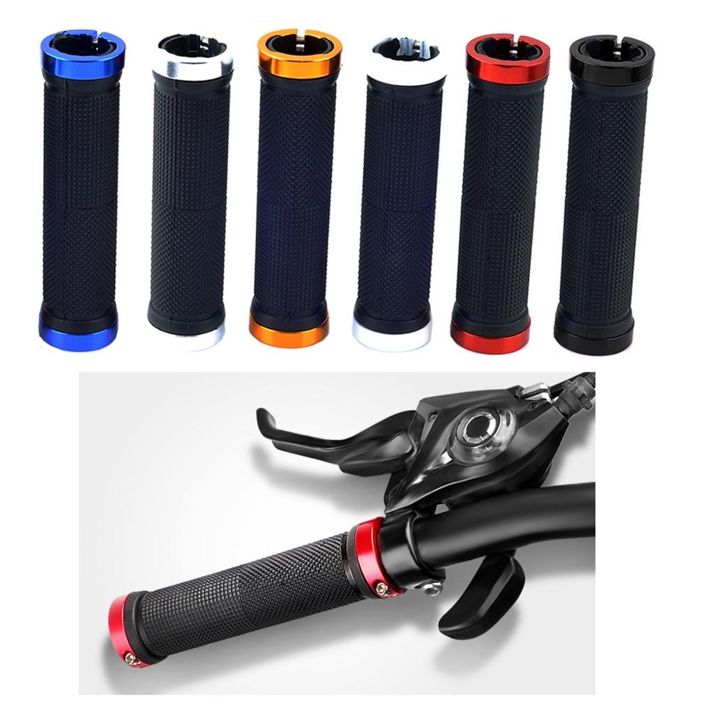 1 пара, двойной замок для велосипеда, MTB, ручки для велосипеда, ручки для руля велосипеда, ручки для руля велосипеда, Аксессуары для велосипеда| |   | АлиЭкспресс