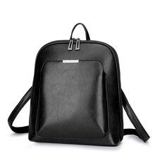 JIULIN Backpack Girls Bucket-Bag Patchwork Designer High-Quality Fashion Women PU