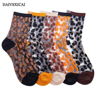 3Pairs/lot=6Pieces National Wind Thick Line Socks Fashion Womens Long Tube Autumn Winter Warm Ladies Casual Socks