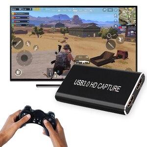 Image 5 - Karta przechwytywania wideo Full HD USB3.0 1080P HDMI standardowa dla przechwytywania Windows/Linux/Mac HDMI