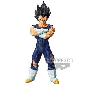 Image 3 - Tronzo figura de acción de Dragon Ball Super Grandista, Vegeta, Goku, pelo negro, modelo de PVC, GROS, DBZ, SSJ, juguetes de regalo