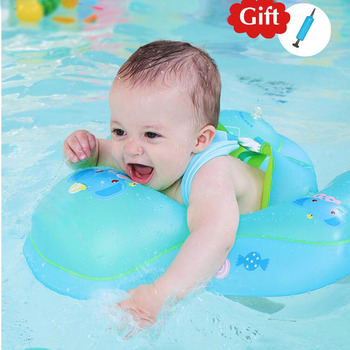 Baby Swimming Ring Safety Kids Buoy Inflatable Baby Float Swimming Pool Accessories  Double Raft Infant Swim Trainer Circle Toys baby swimming float ring inflatable infant floating kids swimming pool accessories circle bathing inflatable double raft rings