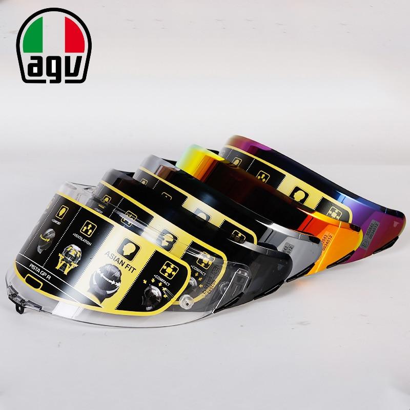 Helmet Visor For AGV Pista GPR Corsa RACE 2 RACE 3