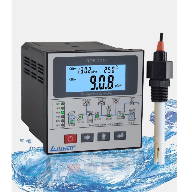New RO Controller / ROS-2210 Reverse Osmosis Controller Replaces ROC-2313 CCT-7320 Conductivity
