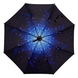 Trzystopniowe deszcz lub połysk 2 w 1 Parasol chroniący przed promieniowaniem UV Parasol składany dla kobiet w Stojaki do parasoli od Dom i ogród na
