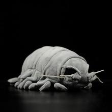 Sea Creature Giant Isopod Realistic Stuffed Animal Toy Soft Bathynomus Giganteus Crustaceans Plush Toy 30 cm Long