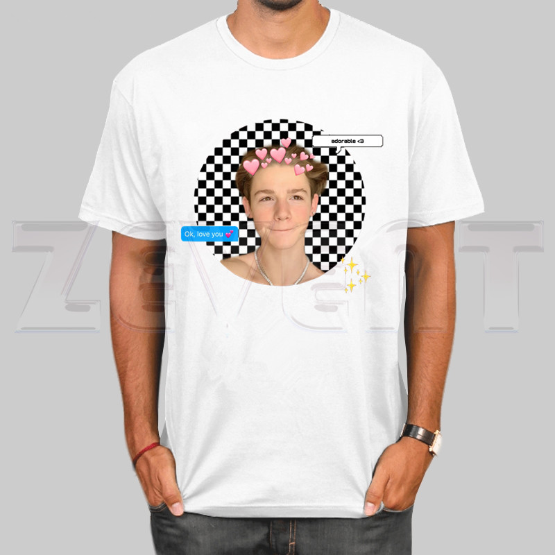 Payton Moormeier T Shirts Fashion Men And Women Tops T-shirt Short Sleeve Unisex Tshirt
