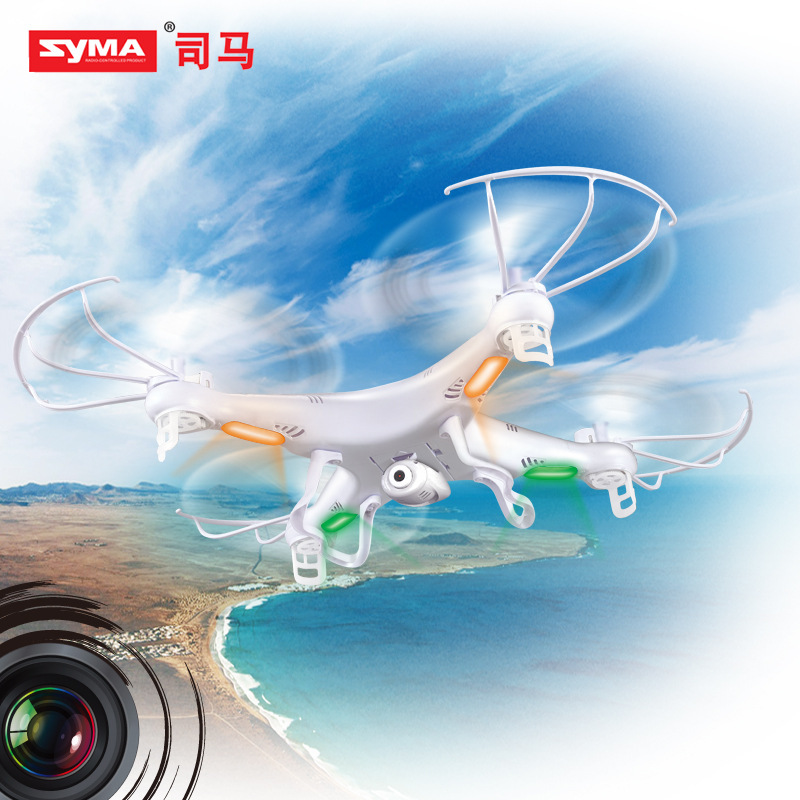 SYMA Sima X5C Quadcopter High-definition Aerial Photography Remote Control Aircraft Unmanned Aerial Vehicle
