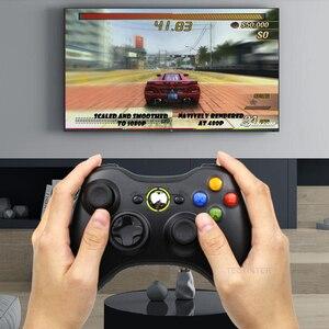 Image 4 - Điều Khiển Không Dây Cho Xbox360 Bộ Điều Khiển Joypad Joystick Cho Microsoft Xbox 360 Máy Tính Máy Tính Điều Khiển Gamepad Controle Vải Bố Cao Cấp Mando