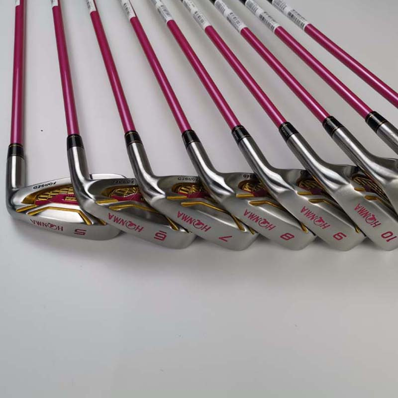 Golf Clubs Irons S-06 Golf Forged Iron R Sraphite 5-11/A/S Golf Irons Shaft With Headcover Women's Free Shipping