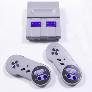 Image 1 - מיני רטרו משחק אלחוטי קונסולת ג ויסטיק טלוויזיה כף יד משחק קונסולת מובנה 630 משחקים AV החוצה וידאו קונסולה