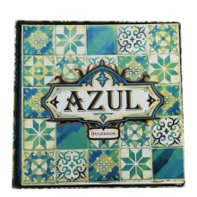 Azul Оригинальная английская версия плитка история цвет кирпич мастер все английская версия украшения праздничный подарок