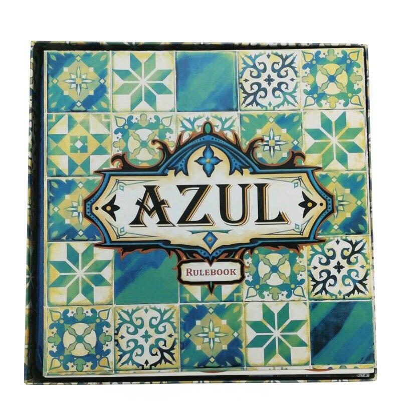 Azul versión Original en inglés baldosa historia Color ladrillo Maestro toda versión inglesa decoración regalo de vacaciones