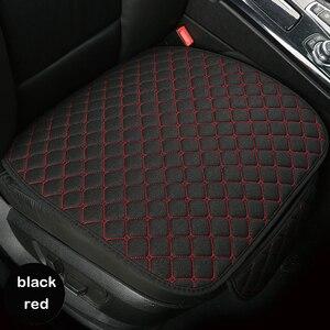 Image 1 - Housse de siège de voiture universelle, protection de siège avant et arrière, confortable et respirante, pour les quatre saisons, accessoires dautomobiles