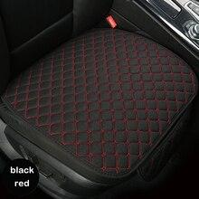 Universele Auto Seat Cover Vier Seizoenen Gebruik Comfortabel En Ademend Autostoel Protector Voor En Achter Kussens Auto Accessoires