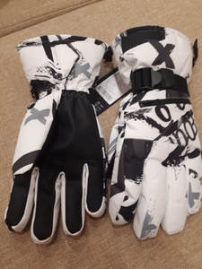 COPOZZ Ski-Gloves Snowboard Skiing Waterproof Winter Touch-Screen Riding Warm for 3-Fingers