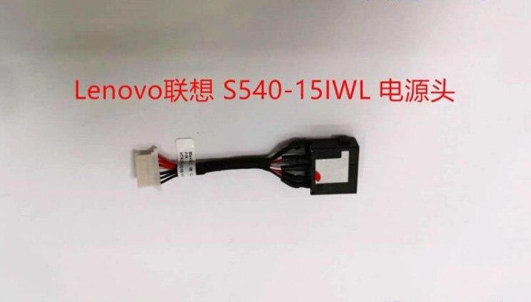 Новый разъем питания постоянного тока Разъем порта для Lenovo S540-15IWL S540-15