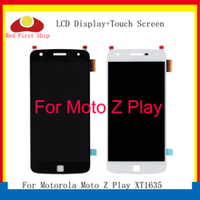 купить 10Pcs/lot For Motorola Moto Z Play LCD XT1635 Display LCD Screen Touch Digitizer Assembly For Moto Z Play Complete Replacement по цене 19436.44 рублей