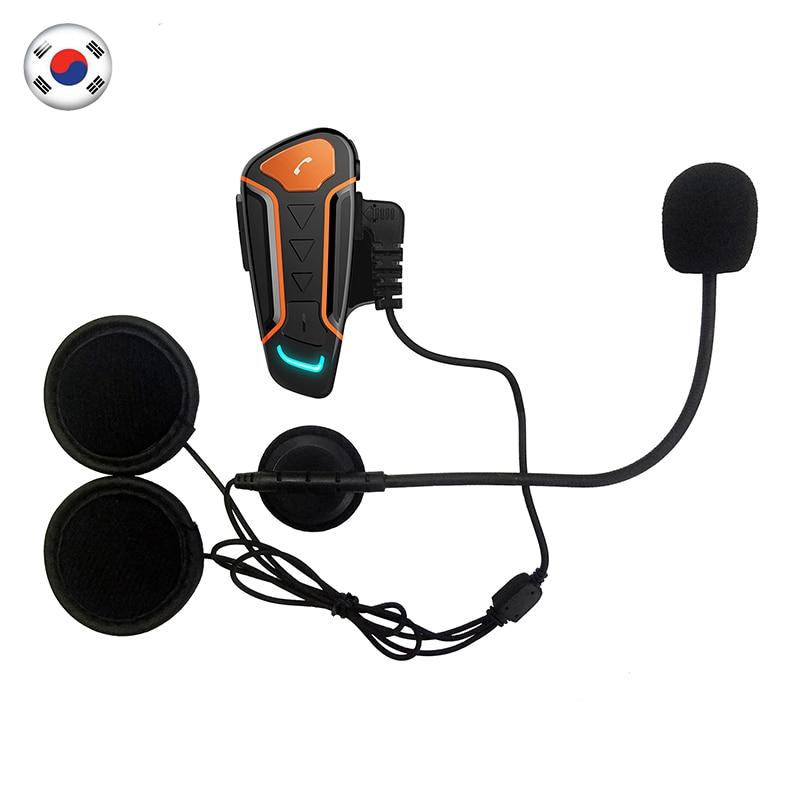 1000m Bluetooth Intercom Motorcycle Helmet Headsets For 3Rider BT Wireless Walkie Talkie Moto Stereo Interphone GPS MP3 FM Radio
