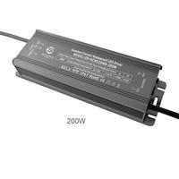 200W 240W 0 10V / 1 10V / 10V PWM Dimmable Constant Current Waterproof Driver Output Voltage 27V 120V DC