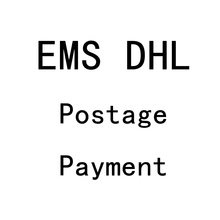 DHL EMS Postage Payment  Other Logistics Methods цена 2017