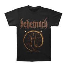 Behemoth Männer der Pandemonic Incantations T-shirt X-Große Schwarz Kurzarm Casual, Angemessener Großhandel t shirt