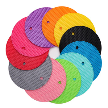 Multipurpose Round Trivets Easy To Maintain And Durable Suitable For Kitchen Usage