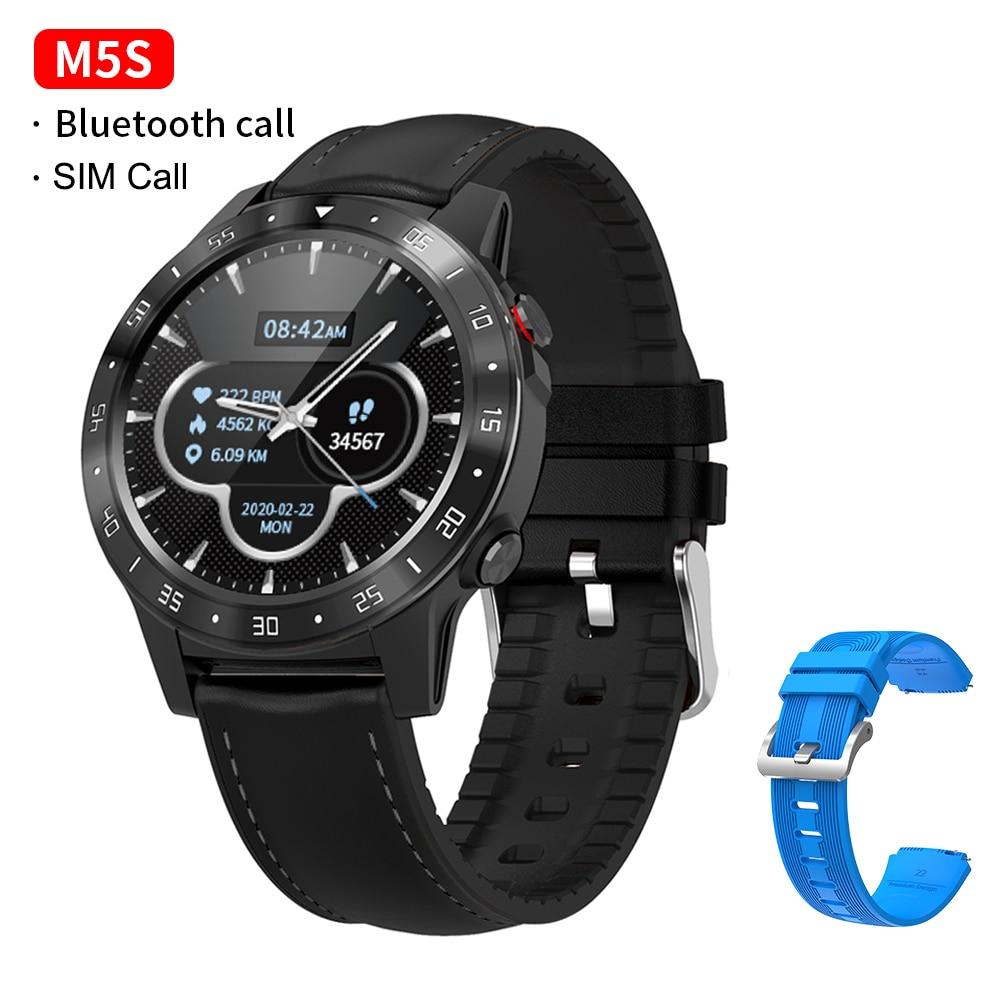M5S-Blue Silicone