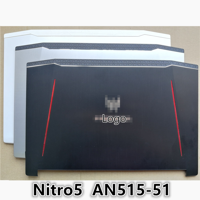 Brand New Laptop LCD Back Cover Top Case For ACER Nitro5 AN515-51 Notebook Bezel Front Frame Hosuing Cover