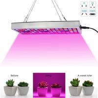 Nova 300W Cresce A Luz LED Espectro Completo Hidropônico Planta Crescer Lâmpada Painel Indoor Veg Planta Cresce A Luz de Poupança de Energia luzes De Setembro 6