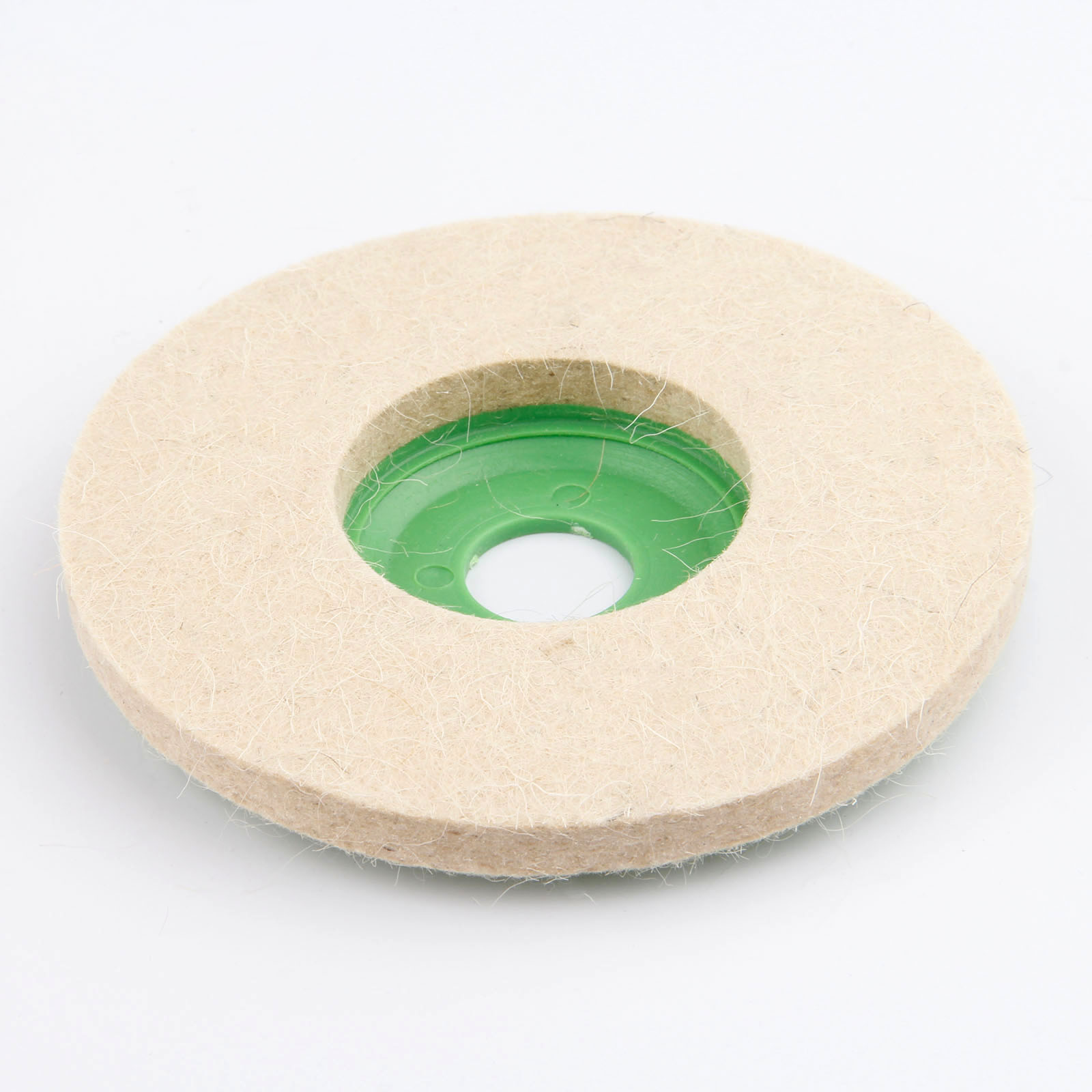 5in 125mm Wool Felt Grinding Wheel Pad Polishing Disc Buffer Polisher Tools Angle Grinder Wheel Felt Polishing Disc
