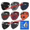 Corona Covid 19 10pcs KN95 Cycling Face Mask Sport Training Mask PM2.5 Anti-pollution Running Mask
