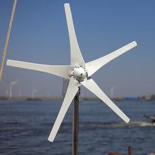 Китайское производство 400 Вт 12 В переменного тока 24 5 лопастей