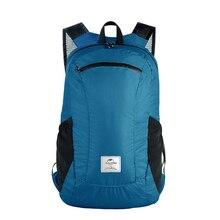 23*17*42cm 18L Camping Ultralight Backpack Waterproof Folding Travel Outdoor Bag
