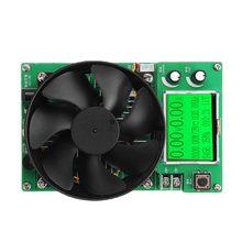 150V 10A 150W dijital ayarlanabilir sabit akım elektronik yük pil test cihazı USB lityum deşarj kapasitesi Tester ölçer