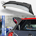 FRP крыло губ для F56 Mini Cooper S DAG стиль стекло волокно задний спойлер на крыше (с углеродистой частью) набор обшивки для мини F56 Racing