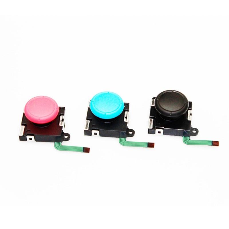 Joystick 3D para interruptor Nintend izquierdo derecho reemplazo de palos analógicos para NS Joy Con Joy Stick accesorios nuevo