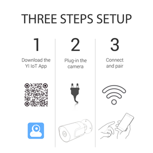 Image 5 - Камера наружного видеонаблюдения YI IoT