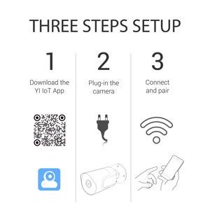 Image 5 - YI loT 1080P telecamera per esterni telecamera IP Wireless resistente alle intemperie telecamera di sorveglianza di sicurezza per visione notturna YI Cloud disponibile ue